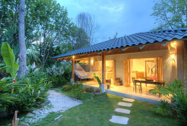 beach casitas with tropical luxury