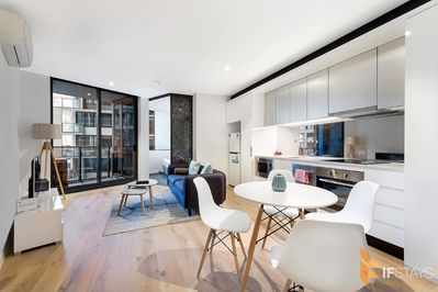 Ifstays Upper West Side Apartments Melbourne City
