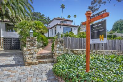 Carmel Cellars Located In Carmel By The Sea Golden Rectangle
