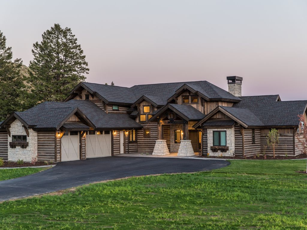 Stunning Brand New Vacation Lodge Yellowstone Mesa Falls Henry S Fork Ashton