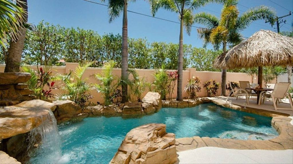 Heated Tropical PoolWaterfall 4Bed3Bath S  VRBO
