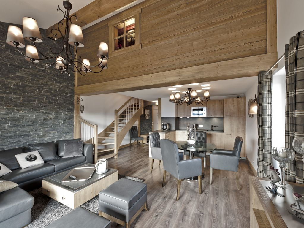 sofa ski school review where can i donate a bed valmorel large luxurious apartment in