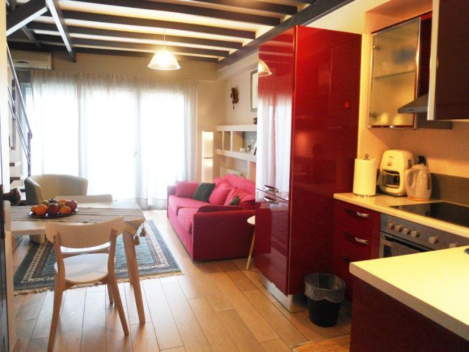 Loft Type Central Apartment With Full Sea View Chania