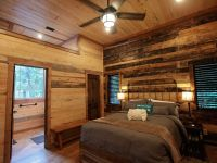 The Rustic Lodge, Brand New Luxury Cabin in Broken Bow, OK ...