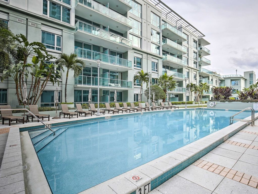 Chair Rentals Tampa Tampa Condo W Pool And Pvt Patio 1 Mi To Downtown Homeaway