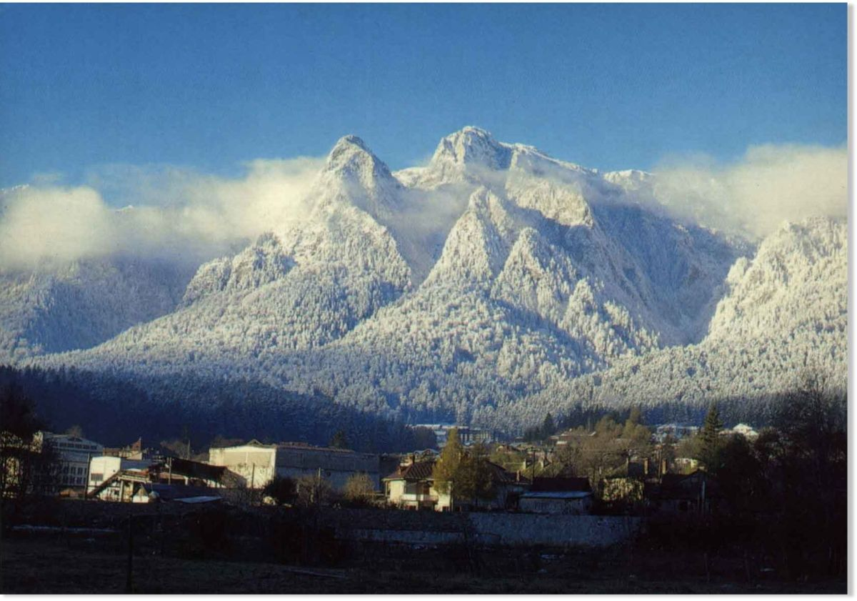 El estremecedor secreto del Monte Bucegui en Rumania  Odissea