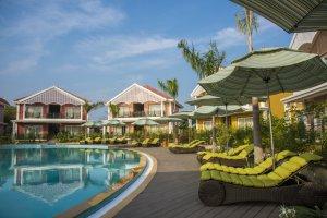 Swosti Chillika Resort