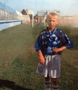 Luka Modric Childhood
