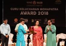 Hema Malini in Bhubaneswar