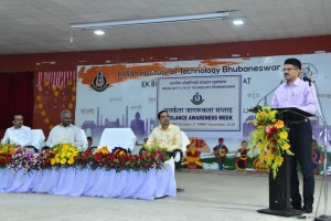IIT-Bhubaneswar observes Vigilance Awareness Week