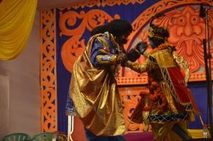 Kansha Maharaja baragarh Dhanu Yatra