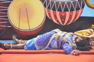 Kansha Death at Baragarh Dhanu yatra