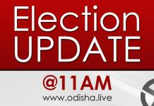 Election Update 11am