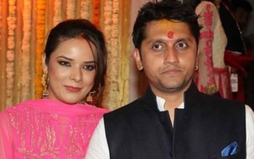 udita goswami and husband