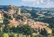italian village-1