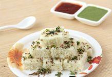 rice dhokla