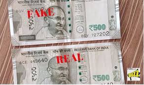 fake currency
