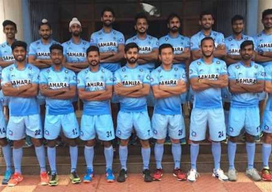 indian team for world cup hockey-2018 declared