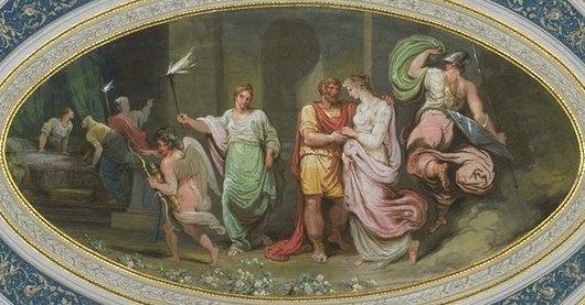 Penelope riconosce Odisseo  Il blog di Odisseo