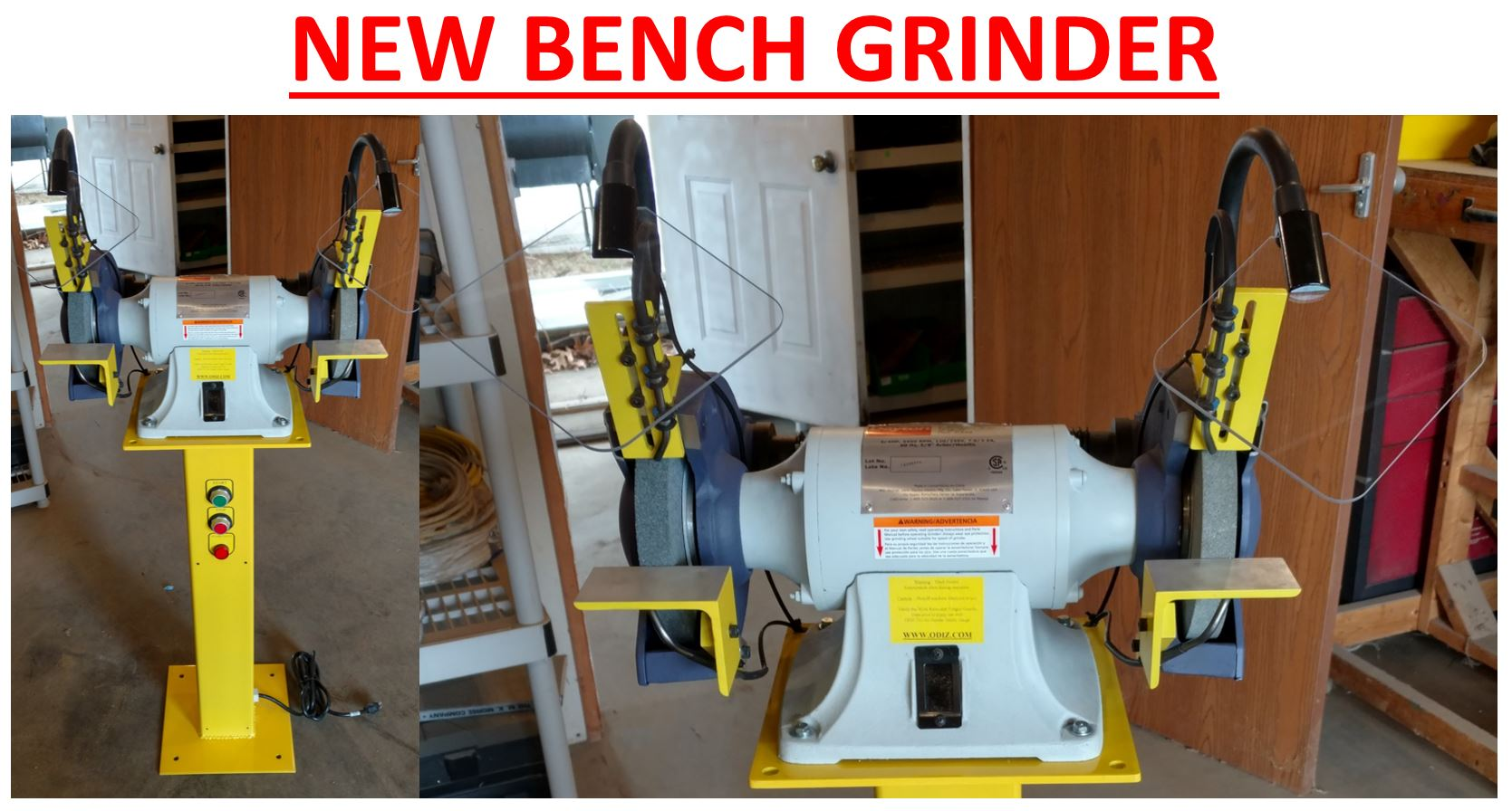 Prime No Go Grinder Safety Stand Odiz Creativecarmelina Interior Chair Design Creativecarmelinacom