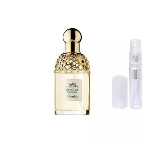 Guerlain Aqua Allegoria Bergamote Calabria. Tanie Perfumy. Próbki Perfum | OdlewkiPerfum.pl