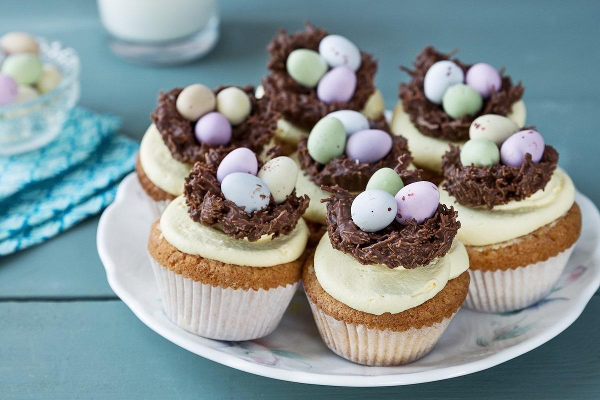 Cupcakes, Muffins & Buns Baking Recipes