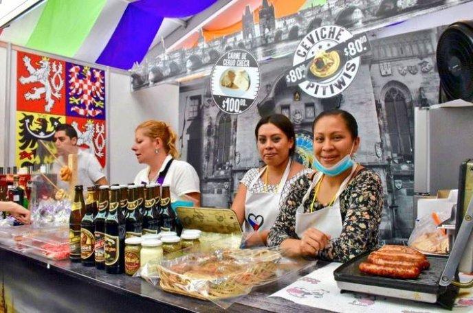 boletos de autobus a ciudad de mexico feria de las culturas amigas