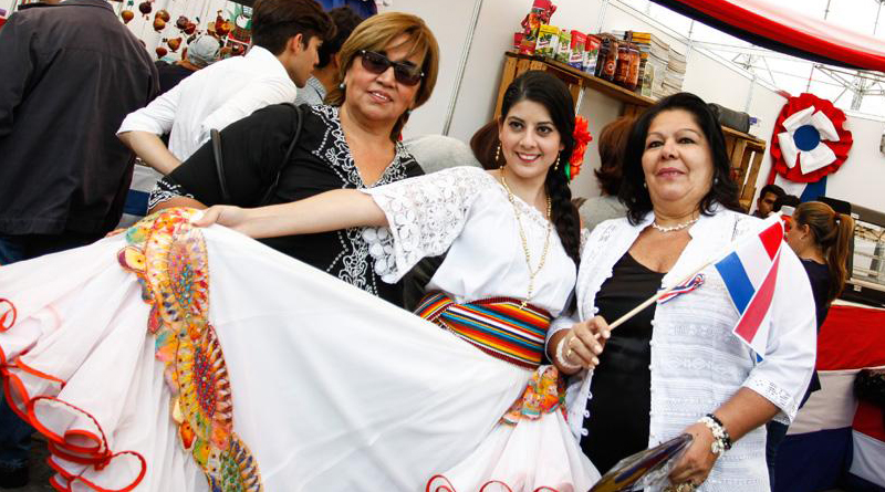 CDMX   La Feria de las Culturas Amigas contará ahora con 12 sedes alternas