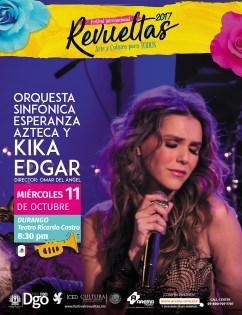 Poster Kika Edgar