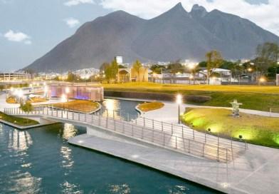 Monterrey | Paseo de Santa Lucia, un encantador recorrido en canal
