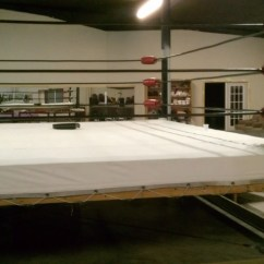 Wrestling Chairs For Sale Banquet Half Chair Covers Boxing Ring Rent By The Hr