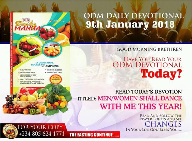 Download Our Daily Manna free Mobile App
