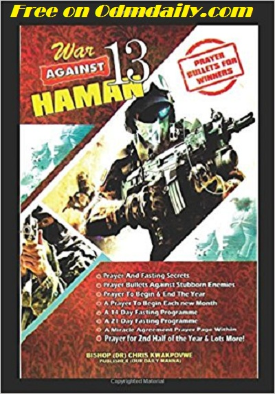 War Against Hamman 13 Day 9-11 2018