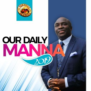 Daily Manna 29 October 2019