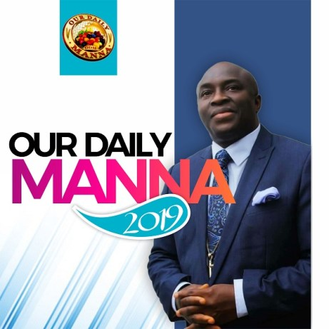 Daily Manna Devotional 4 February, 2019