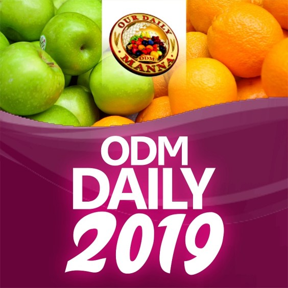 Daily Manna 13 March 2019 By Bishop Chris Kwakpovwe
