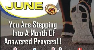 Daily Bible Word for June 2019