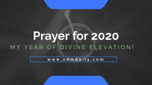 ODM Daily May 2020 Day 24