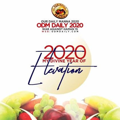 elevation odm 2020