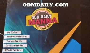 odm 2021 devotional January to March odmdaily