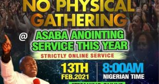 ODM ASABA ANOINTING SERVICE