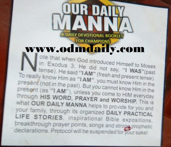 ODM Daily July 2021