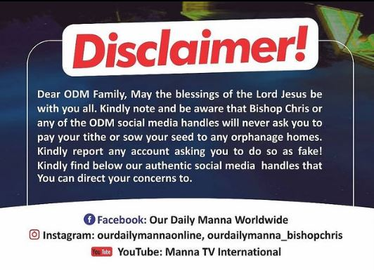 DAY 12 ODM 14-day July fasting programme 2021 PAGE 74 War Against Haman 16