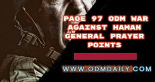 Page 97 ODM WAR Against Haman