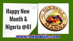 ODM Daily Today 3rd October 2021 - SINGLED FROM THE CROWD! I AM NEXT!