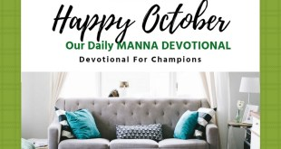 ODM for October