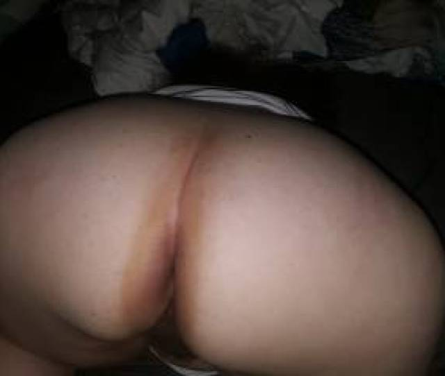 Wifes Big White Ass