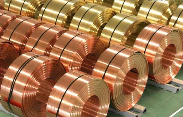 сплавы легких металлов - бронза и латунь в рулонных листах