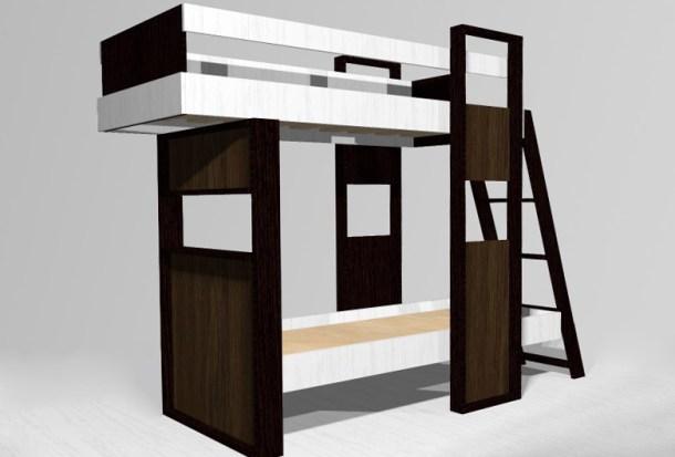 лестницы для двухярусных кроватей