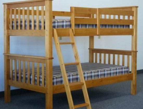 сделать двухярусную кровать